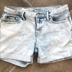 1969 sexy boyfriend shorts